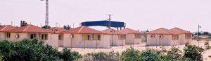 Military Prep Dormitory - מ. קדם-צבאית, מגורים
