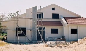 New Construction - בניין חדש