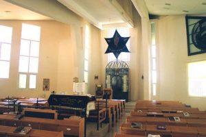 Synagogue Interior - בית הכנסת פנימה
